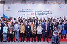 Indonesia Fokus dalam Penguatan Diplomasi Kemanusiaan