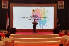 Menteri Yasonna Apresiasi Penilaian Opini WTP dari BPK untuk Kemenkumham