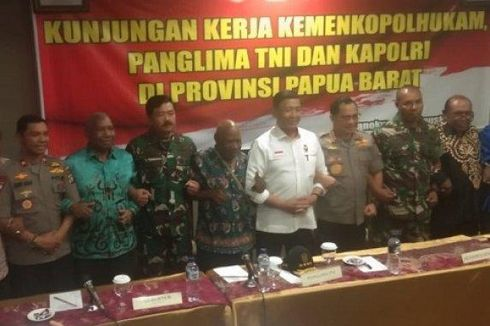 Wiranto: Pelaku Rasis Oknum, Jangan Generalisasi Suku