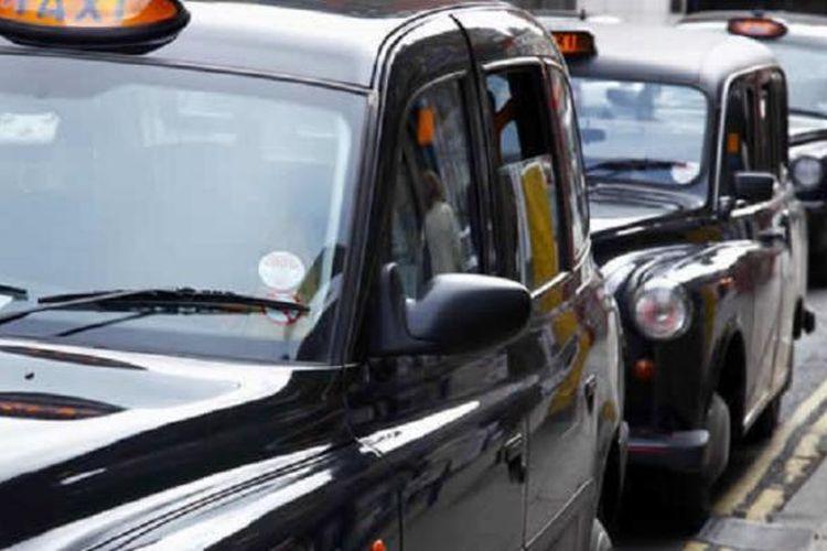 Taksi London atau yang dikenal dengan nama Black Cab