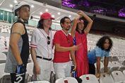 Slank Persembahk   an Non Political Asian Dance untuk Asian Games