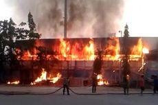 Persela Pastikan Stadion Surajaya Tidak Terkendala Setelah Terbakar