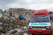 TPA Lokasi Pemu   lung Tertimbun Sampah, 'Overload' Sejak 3 Tahun Lalu
