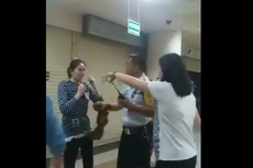 Keributan Dua Perempuan yang Videonya Heboh di Medsos Berakhir Damai