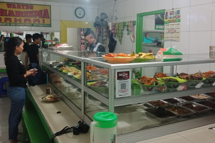 Ini Rahasia Harga Makanan Warteg Tetap Murah di Jakarta yang Serba Mahal