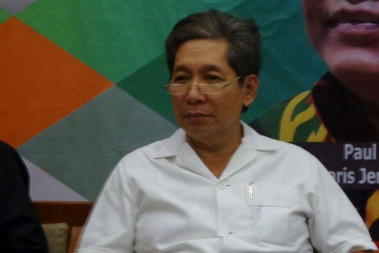 Ketua DPD I Partai Golkar Jawa Tengah, Wisnu Suhardono