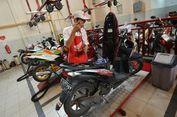 Ratusan Lulusan SMK Langsung Kerja di Bengkel Resmi Honda