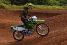Impresi Kawasaki KLX 230, Nyaman di Dua Alam