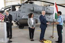Angkatan Udara India Terima Helikopter Apache Pertama Buatan AS