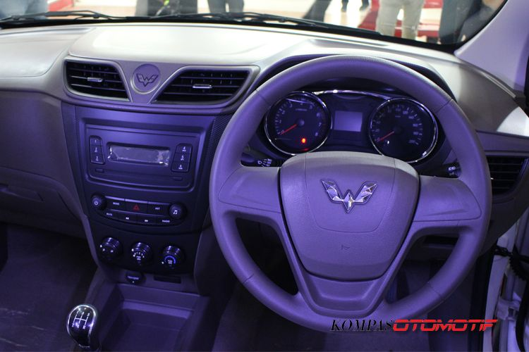 1,200 cc Wuling Formo is marketed at Rp 135.8