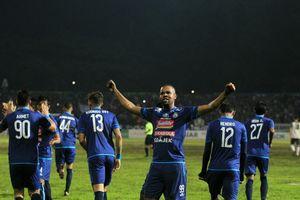 Piala Presiden, Gol Bunuh Diri Buyarkan Kemenangan Arema FC