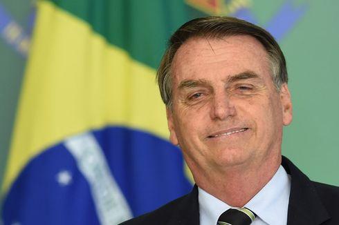 Dituding Jadi Penyebab Kebakaran Hutan Amazon oleh Presiden Brasil, NGO Tidak Terima