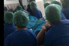 Pasca-operasi, Titin Wanita Penderita Obesitas 200 Kg Lebih Terbaring di ICU