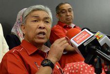 Pemimpin Oposisi Malaysia Ditahan Terkait Kasus Korupsi