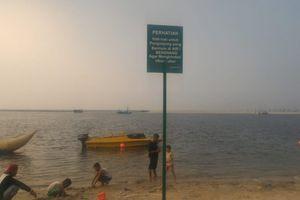 Pasca Munculnya Ubur-ubur, Pantai Ancol Tetap Aman Dikunjungi