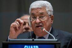 Presiden Palestina Sebut Israel Hambat Pembangunan di Timur Tengah