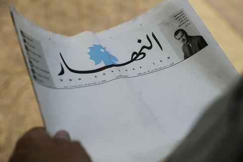 Protes Terhadap Pemerintah, Surat Kabar Lebanon Terbitkan Edisi Kosong
