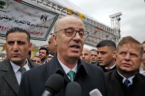 PM dan Menteri Palestina Resmi Ajukan Pengunduran Diri ke Presiden Abbas
