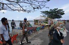 Dinilai Kumuh, Pedagang di Lokasi Wisata Waduk Lhokseumawe Ditertibkan