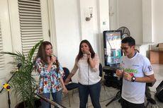 Rayakan Ulang Tahun Komunitasnya, Sandiaga Berlari Susuri Kali Ciliwung