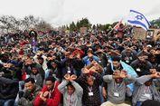 Israel Mulai Kirim Surat Pemberitahuan Deportasi ke Migran Afrika