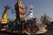 Berita Foto: Semaraknya Parade Tokoh Disney di Tokyo Disneyland (2)