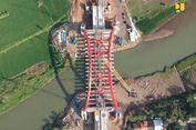 Dirut JSB: Jembatan Kalikuto Tidak Ambruk