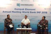 Dampak Pertemuan Tahunan IMF-Bank Dunia ke Daerah Tak Sesuai Harapan