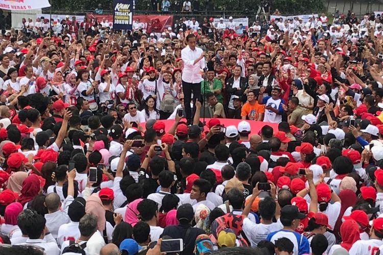 Jokowi: Untuk Kelola Negara Besar, Jangan Diberikan ke yang Belum Berpengalaman