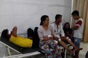 Satu Keluarga di Palembang Dianiaya Tetangga, Ibu Hamil Ikut Jadi Korban