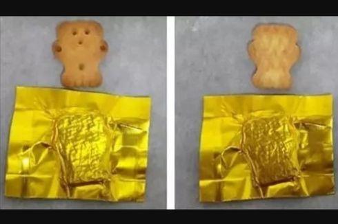 Polisi China Sita Narkoba Berbentuk Biskuit Beruang