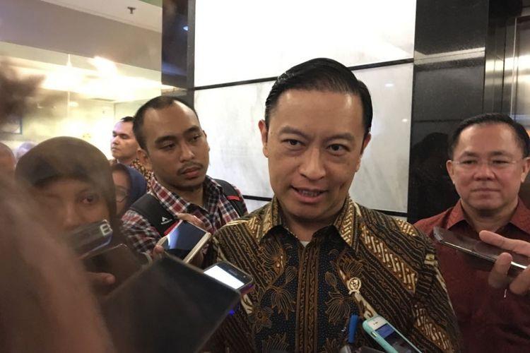 Kepala Badan Koordinasi Penanaman Modal (BKPM) Thomas Trikasih Lembong