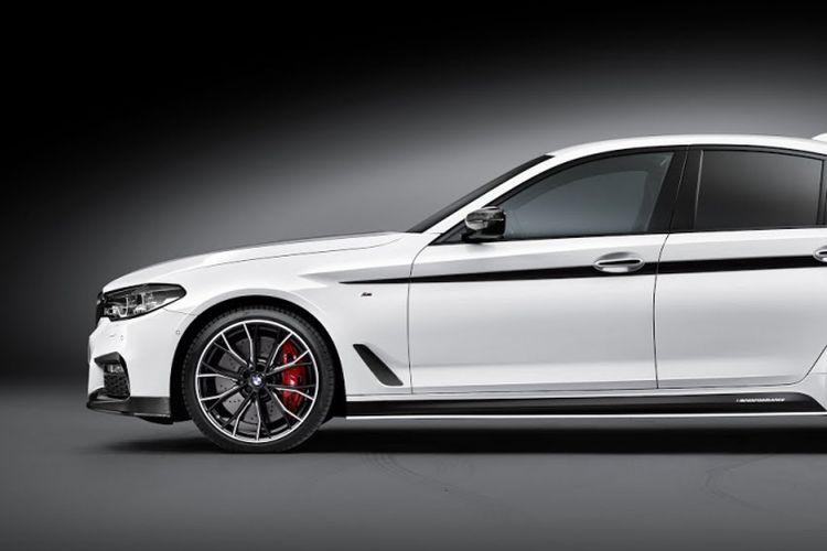 BMW Seri 5 M Performance muncul perdana di Semarang