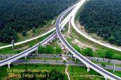 Tol Medan-Tebing Tinggi Dibuka Fungsional, Kementerian PUPR Klaim Lalu Lintas Kini Lancar
