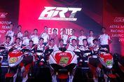 Dua Tim Balap Astra Mirip Tim Utama dan Satelit Honda di MotoGP