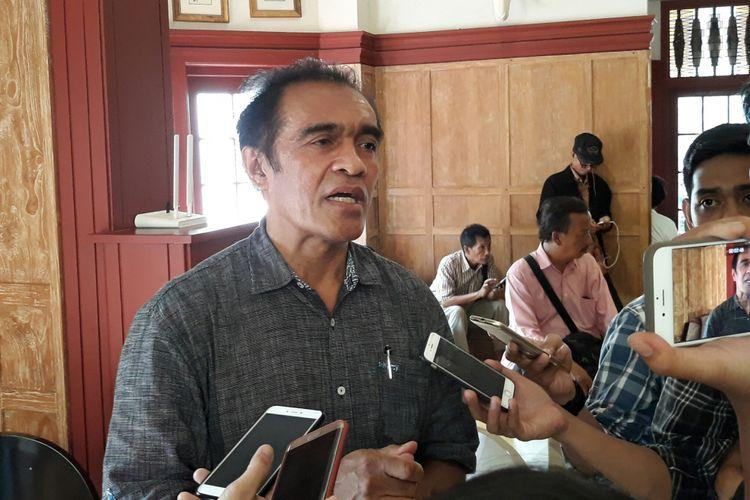 Komisioner Ombudsman RI La Ode Ida di Jakarta, Rabu (2/5/2018).