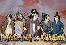 PandawaXKurawa 1 Ep9: Pandu dan Narasoma Adu Kesaktian Berebut Kunti