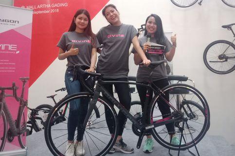 Trik Sigi Wimala Tepis Rasa Takut Bersepeda Di Jakarta