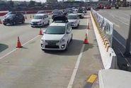'One Way' di Tol Bikin Macet Pantura, Indramayu-Bekasi 6 Jam