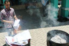Jelang Pemilu, KPU Pontianak Musnahkan 15.033 Surat Suara Ini Alasannya