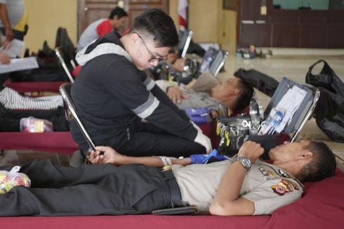 Kapolres Garut: Penderita Thalasemia yang Perlu Pendonor Darah Bisa Minta Polisi