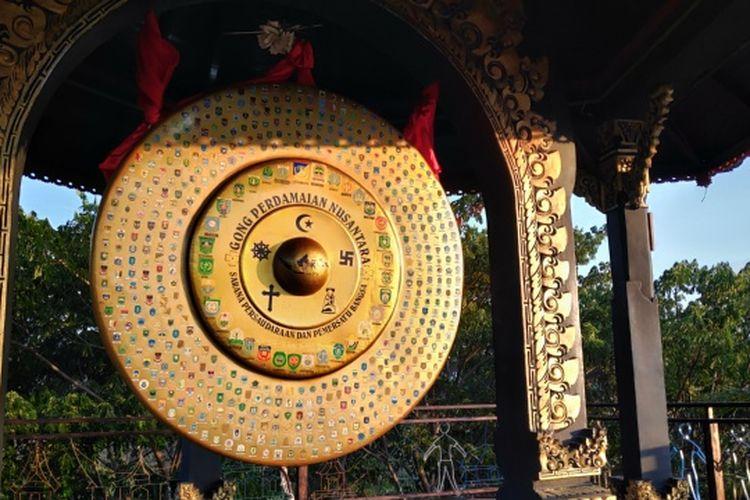 Gong Perdamaian Palu, Mencegah Konflik dan Tempat Evakuasi Tsunami