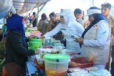 Sidak Pasar Beduk, Wakil Wali Kota Palembang Temukan Makanan Berformalin