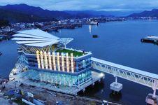Ini Tampilan Pelabuhan Sibolga yang Diklaim Terbaik se-Asia Pasifik