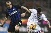 Hasil Liga Italia, Inter Menang, Napoli Seri