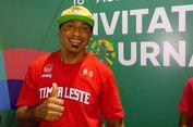 Tim Basket Putra Timor Leste Akui Banyak Belajar dari Indonesia