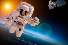 Astronot Masa Depan Bisa Tahan Radiasi Luar Angkasa, Begini Caranya