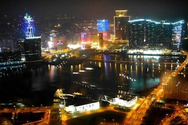 Macau Tower.