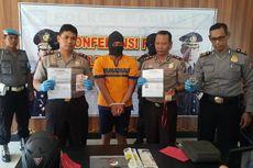 Peras Guru SD, Seorang Wartawan di Madiun Ditangkap
