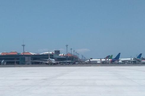 Persentase Ketepatan Waktu di Bandara Ngurah Rai Capai 85 Persen